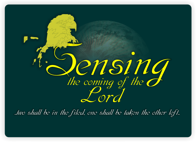 sensing the coming of the Lord