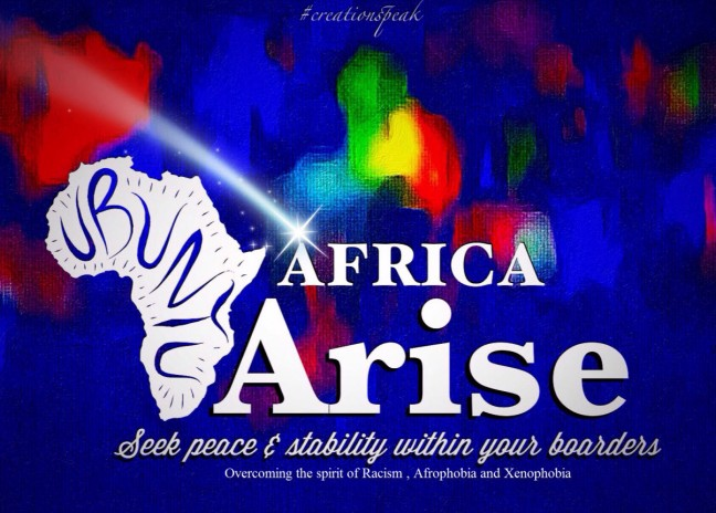 XENOPHOBIA, AFROPHOBIA, RACISM AND ITS SOLUTION ONCLUTION OF PART OF THE ARTICLE