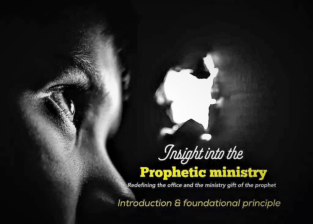 insight into the prophetic