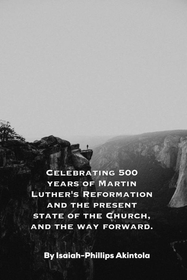 celebrating 500 of reformation